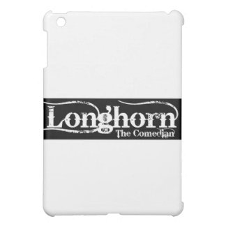 Longhorn The Comedian Merchandise iPad Mini Cover