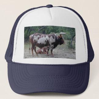 Longhorn Trucker Hat