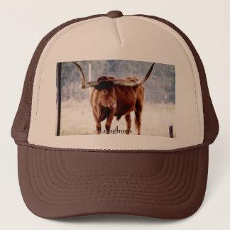 Longhorn Truckers Trucker Hat