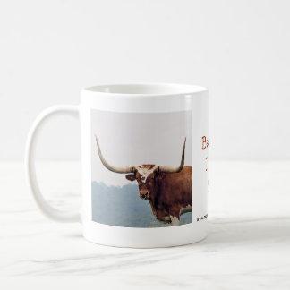 LonghornMug-customize Classic White Coffee Mug