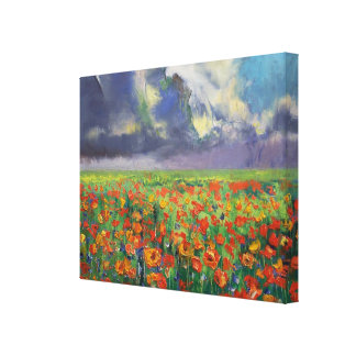 Longing Gallery Wrapped Canvas