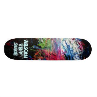 Longing For- Skateboard