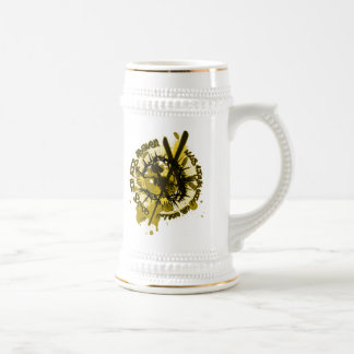 Longinuslanze Beer Stein