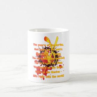 Longinuslanze Magic Mug