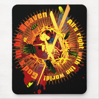 Longinuslanze Mouse Pad