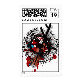 Longinuslanze Postage Stamp