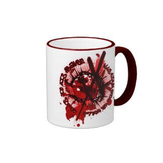 Longinuslanze Ringer Mug