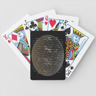 Longitud de onda baraja cartas de poker