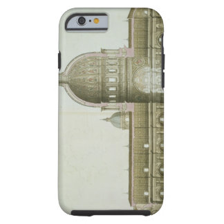 Longitudinal Cross-Section of St. Peter's in Rome, Tough iPhone 6 Case