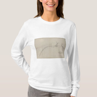 Longitudinal Section of the South Ore Channel T-Shirt