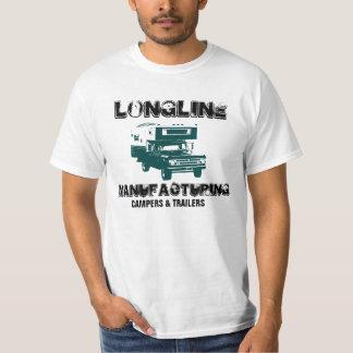 Longline Manufacturing T-Shirt