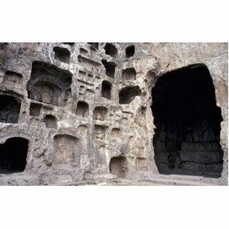 Longmen grottos, Luoyang, China Standing Photo Sculpture