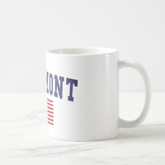 Longmont US Flag Coffee Mug