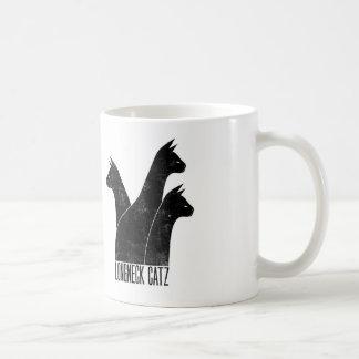 LongNeck Catz art deco mug