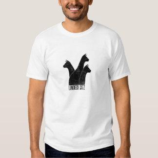 LongNeck Catz art deco T T Shirt