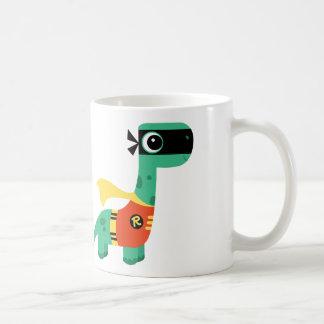 Longneck Robin Coffee Mug