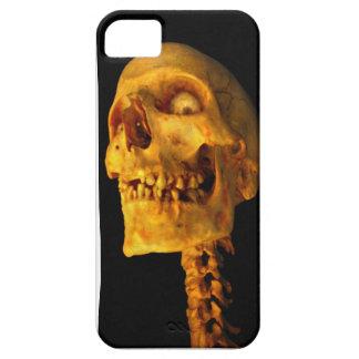 Longneck skull iPhone SE/5/5s case