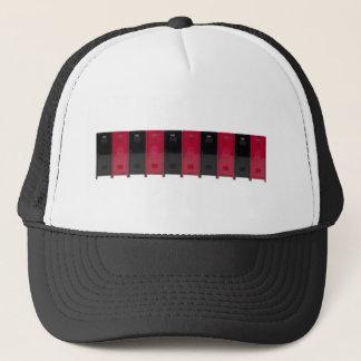LongRowLockers090411 Trucker Hat