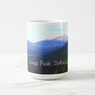 Longs Peak, Rocky Mountain National Park, Colorado Coffee Mug
