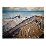 Longs Peak, Rocky Mountain National Park Post Cards