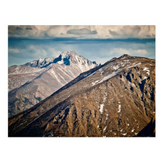 Longs Peak, Rocky Mountain National Park Post Cards
