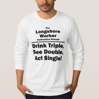longshore worker shirts