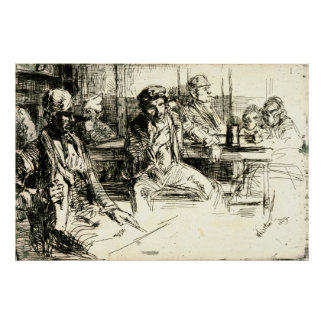 Longshoremen 1859 print