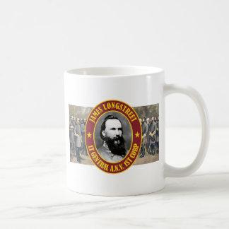 Longstreet -AFGM 2 Classic White Coffee Mug