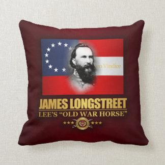 Longstreet (patriota meridional) cojín