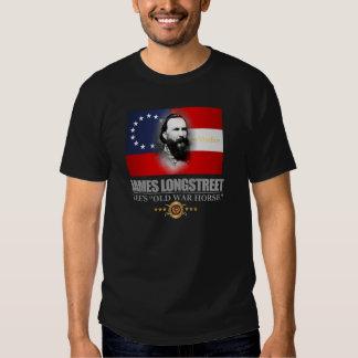 Longstreet (patriota meridional) playera