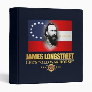 Longstreet (Southern Patriot) Binder