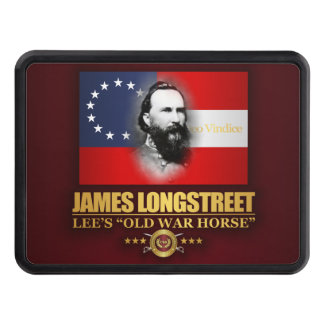 Longstreet (Southern Patriot) Hitch Cover