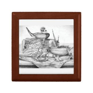 Longtail Decoy Still Life Gift Box (Lori Corbett)