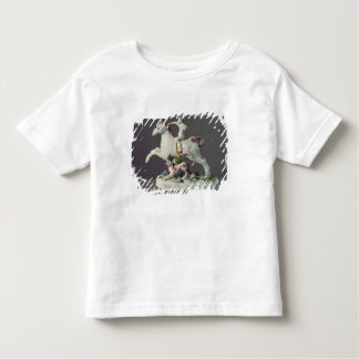 Longton Hall figure of Cupid riding a horse Toddler T-shirt