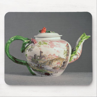 Longton Hall teapot, c.1755 Mouse Pad