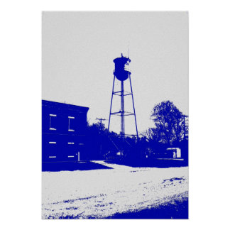 Longton, impresión de Kansas