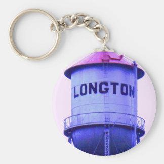 Longton, Kansas Keychain