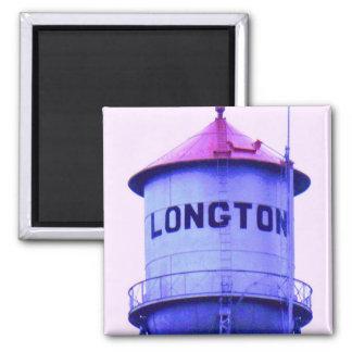 Longton refrigerator magnet