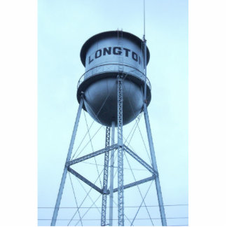Longton Water Tower desk ornament Photo Cut Out