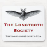 Longtooth (Bat) Mousepad