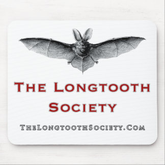 Longtooth (Bat) Mousepad