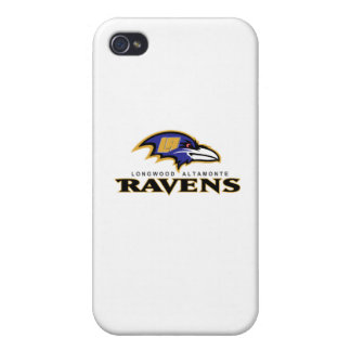 Longwood Altamonte Ravens Team Store iPhone 4/4S Covers