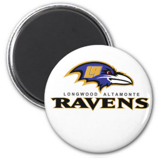 Longwood Altamonte Ravens Team Store Magnets