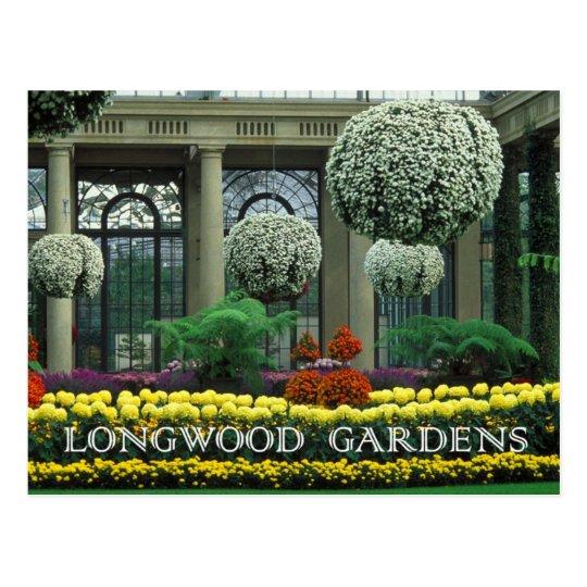 Longwood Gardens, Pennsylvania Postcard