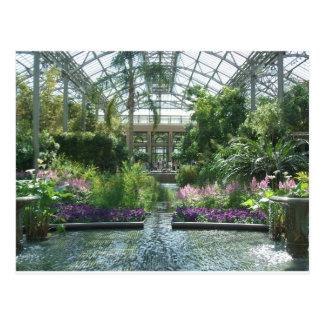 Longwood Gardens Postcard