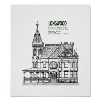 LONGWOOD - Salem, Virginia Impresiones