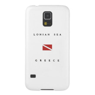Lonian Sea Greece Scuba Dive Flag Cases For Galaxy S5