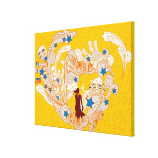 Lonliness Gallery Wrap Canvas
