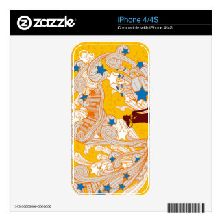 Lonliness Skin For The iPhone 4S