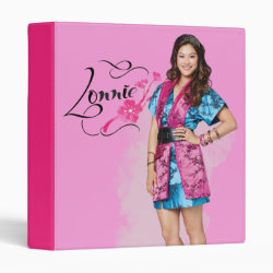 Avery Signature 1' Binder with Descendants Lonnie Portrait design